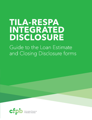 TRID Law Resources for Consumers
