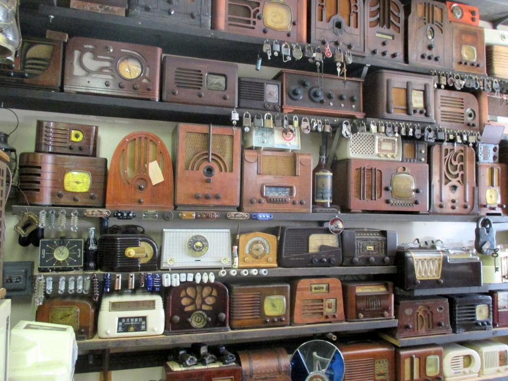 Antique/Vintage Radios