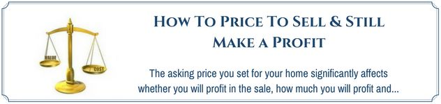 How to Price to Sell & Still Make a Profit