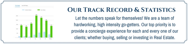 Our Track Record & Statistics
