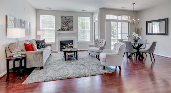Meg Ross will stage your home to look its best and then market it with high-quality professional prhotography.