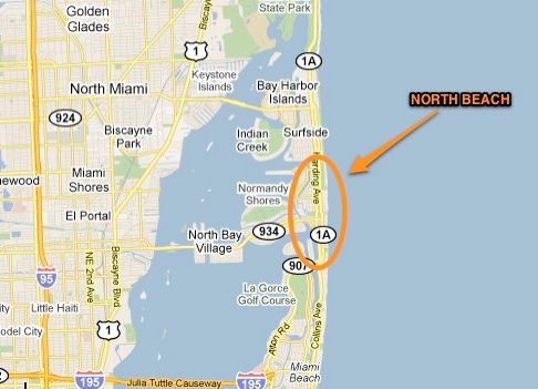 Miami Beach Moves To Create North Beach Historic Districts - Miami beach zoning map