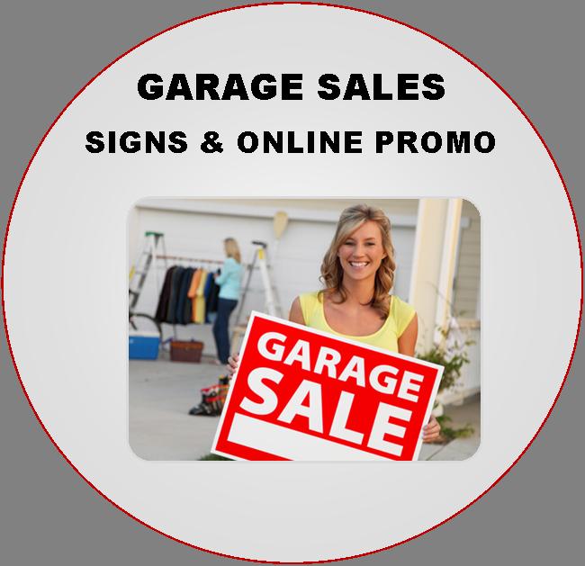 Get Garage Sale Help!