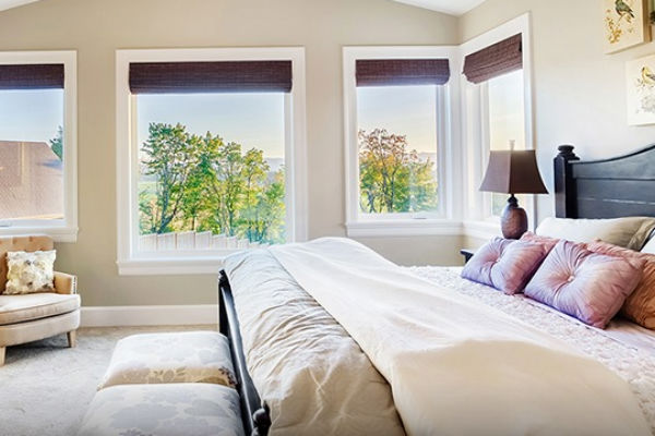 Turn Your Bedroom Into A Sanctuary. Since We Spend About A Third Of Our  Lives Sleeping, We Should Place High Importance On The Look And Feel Of The  Master ...