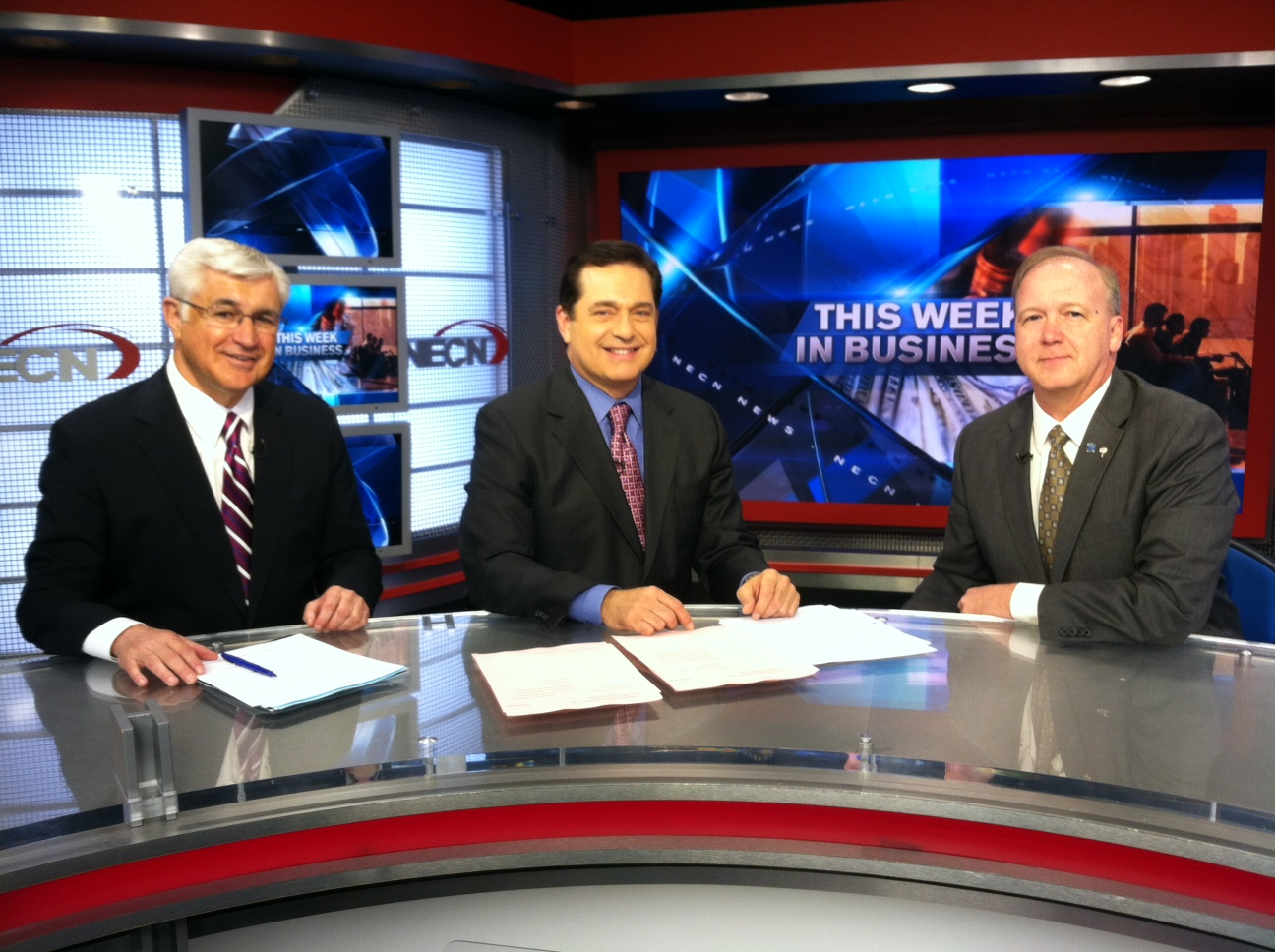 "Interview on ""This Week in Business"", NECN"