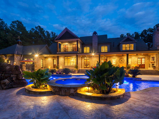 Luxury homes in the Augusta Area