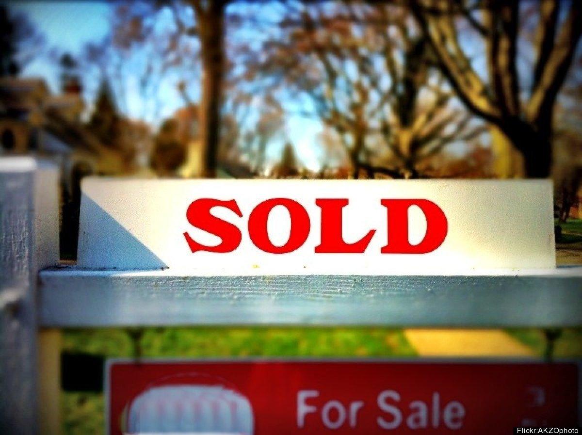 SOLD SIGN - Real Estate