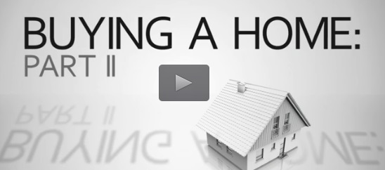Buying A Home Part 2