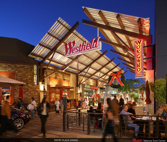 photo of valencia town center mall