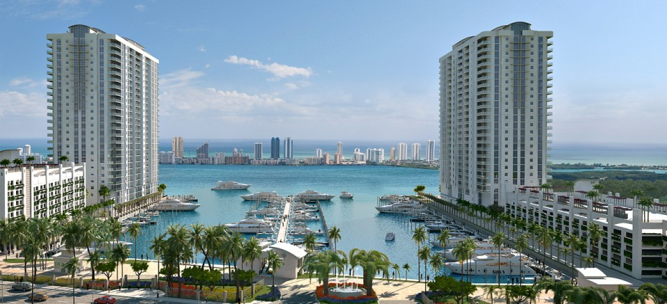 MARINA PALMS - YACHT CLUB & RESIDENCES