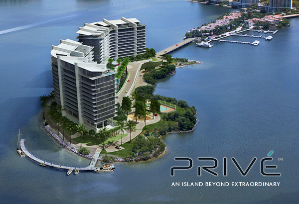 PRIVé Residences - The Last Private Island