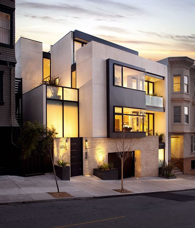 Beautiful Homes In San Francisco Cool Site Title Decorating Inspiration