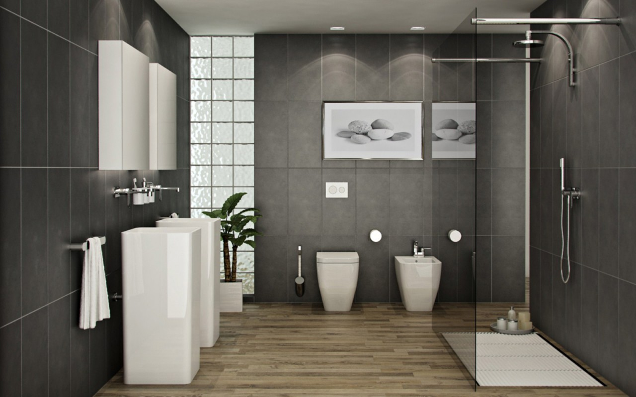 & Up and Coming Luxury Master Bathroom Trends