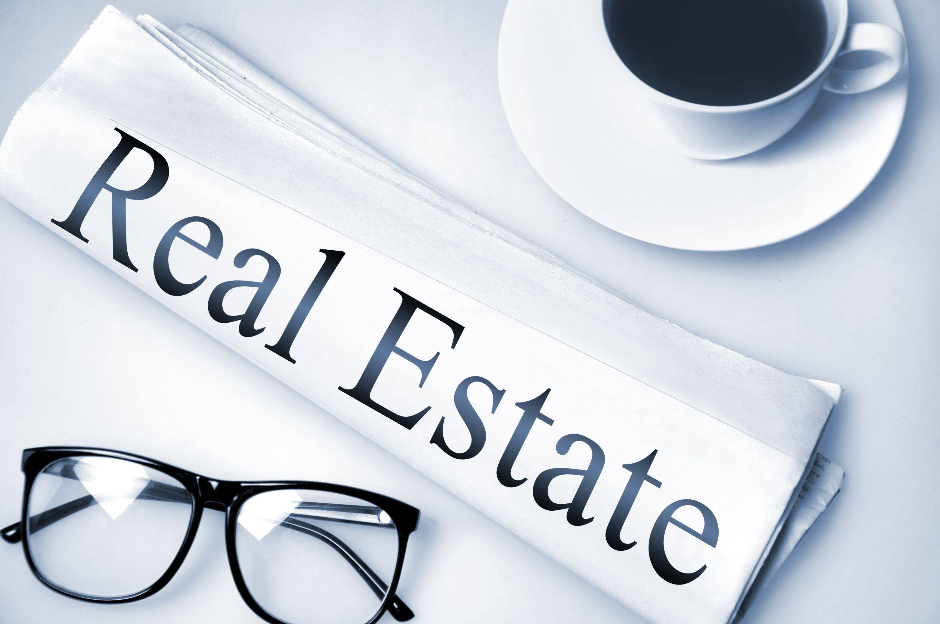 Surprise for Real Estate Watchers: News!