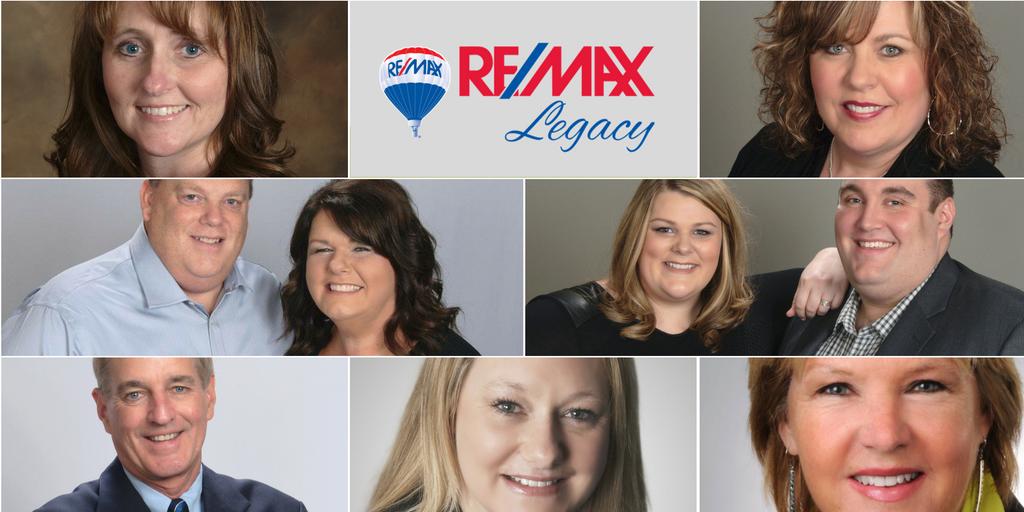 Meet REMAX Legacy Agents