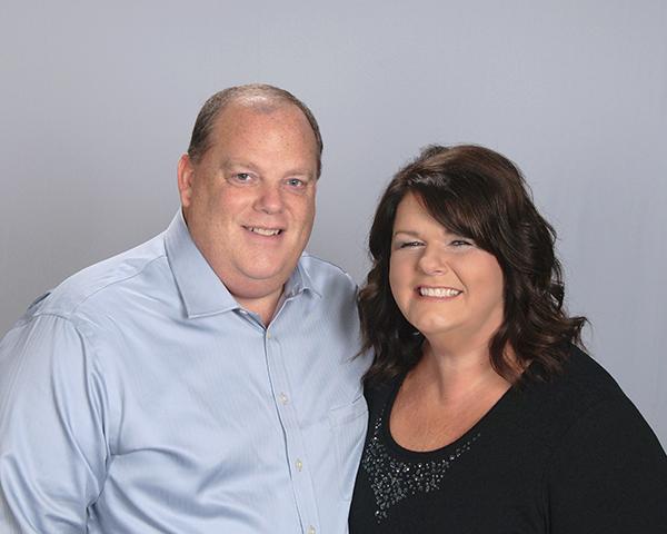 Tim and Julie Schnepp