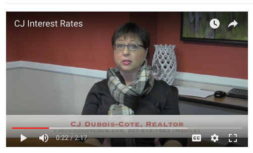 Protect your purchasing power --- a lower interest rate helps you buy more house