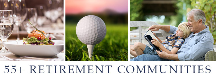 55+ Retirement Communities | Central Florida | Homes for