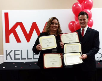 Kim Reynolds Awards for Being a Top Buyers Agent