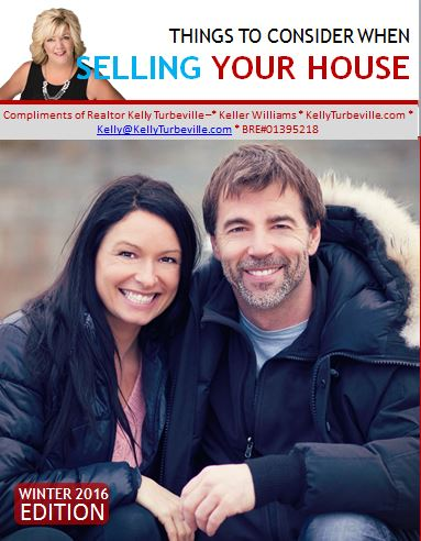 Free Home Sellers Report by Realtor Kelly Turbeville