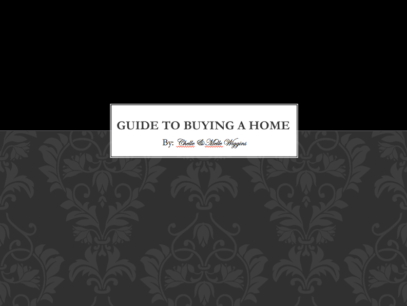 Guide to Buying a Home in 2015