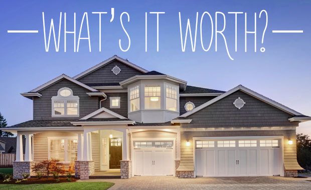 How much is my fort worth home worth?
