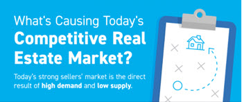 What's Causing Today's Competitive Real Estate Market?