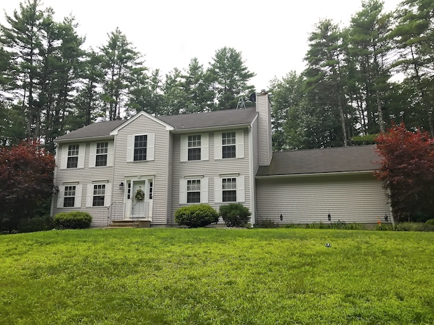 SOLD! 4 Hidden Forest Drive, Bow, NH