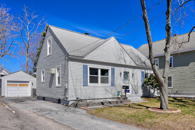 SOLD! 878 Clay Street, Manchester, NH
