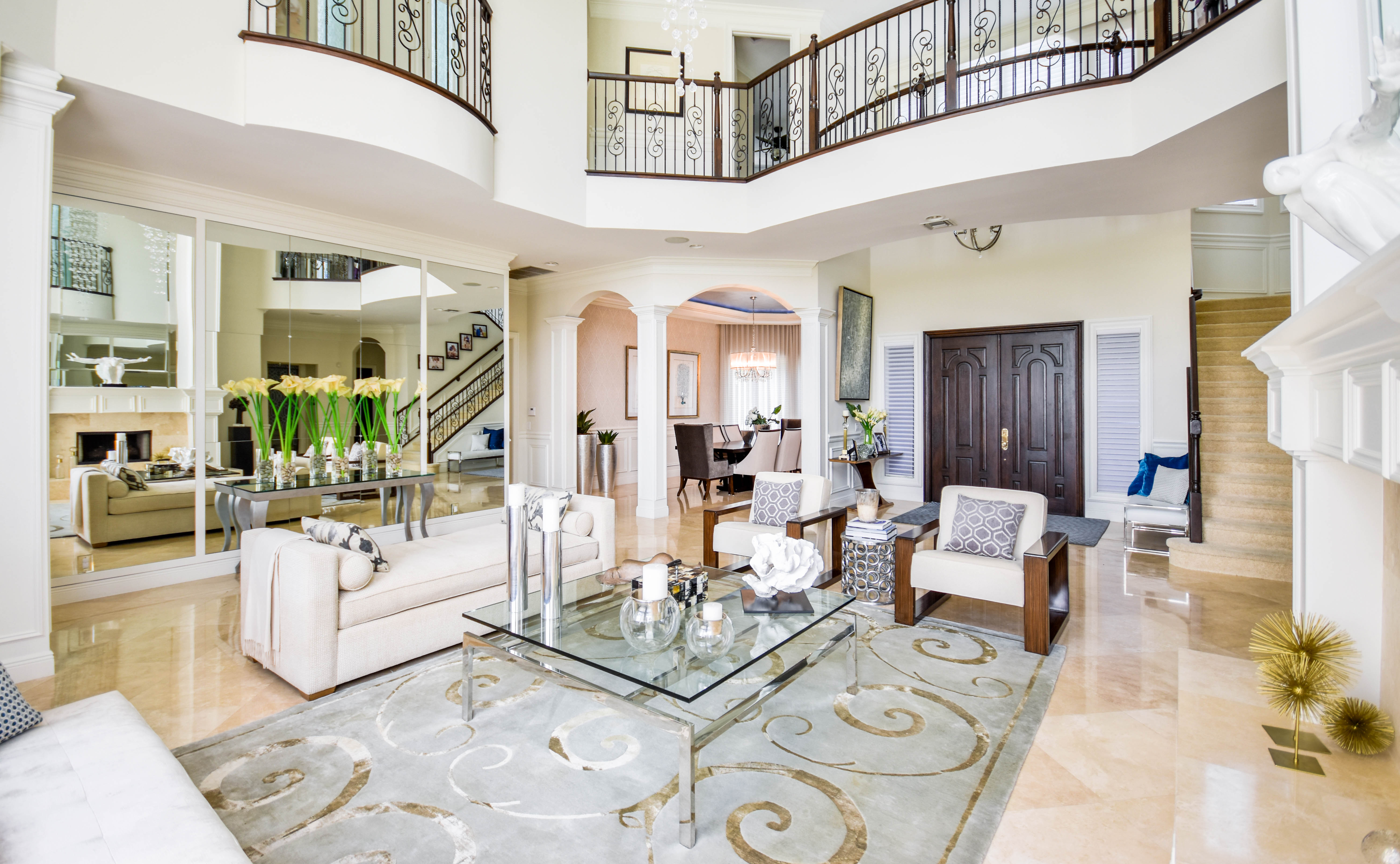 Exclusive Large Home In Boynton Beach Florida With Oversized Outdoor ...