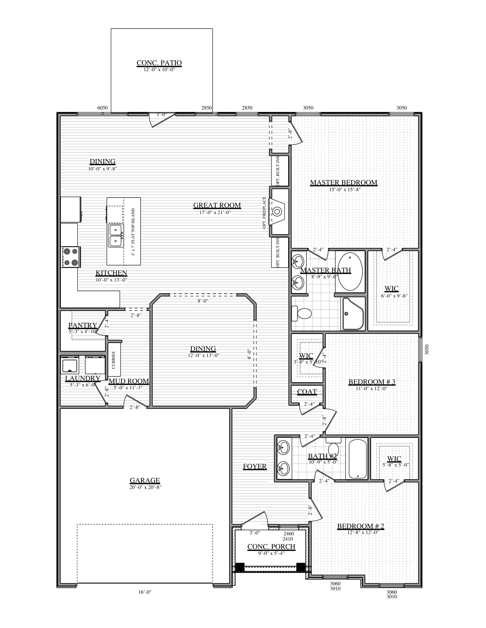 Devonshire First Floor