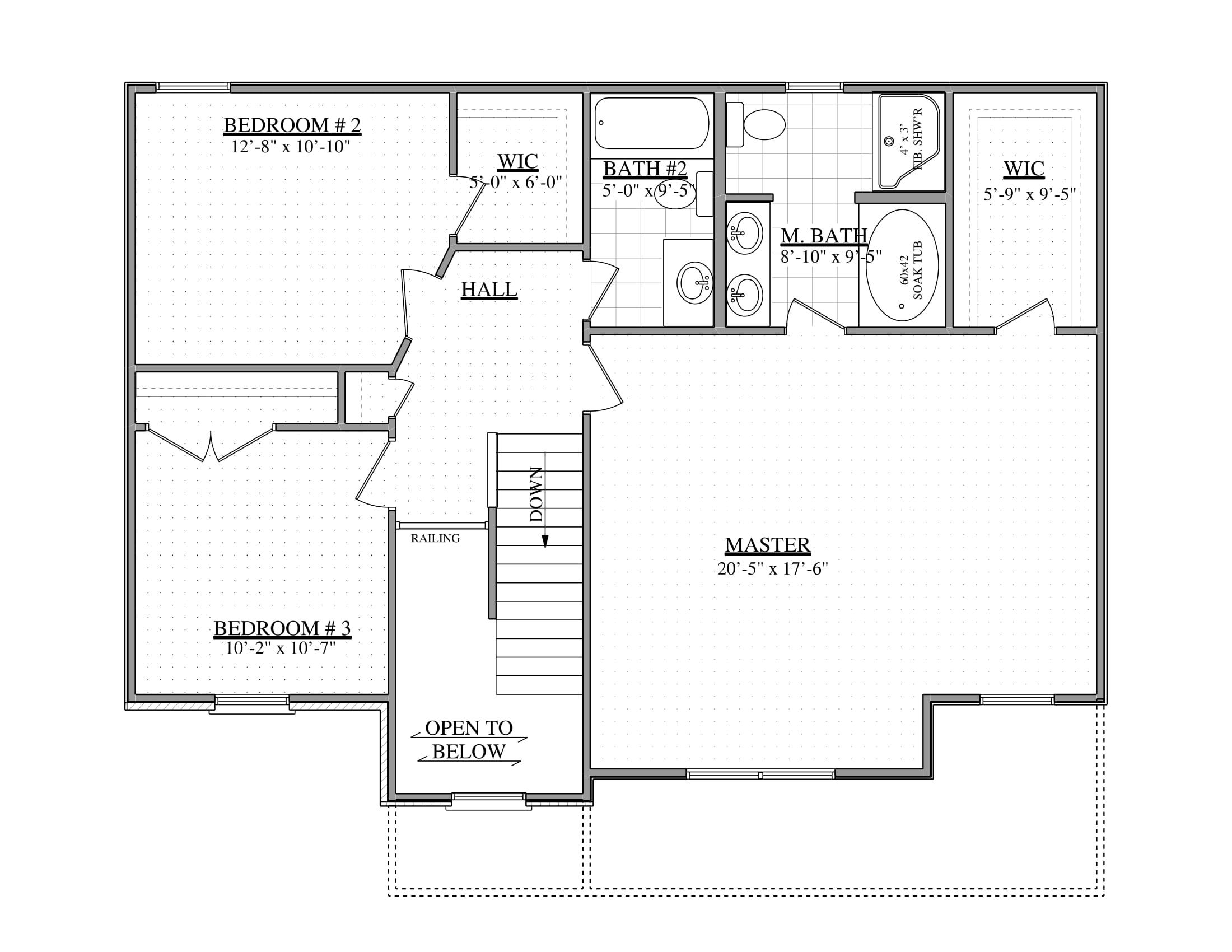 Alexander Second Floor