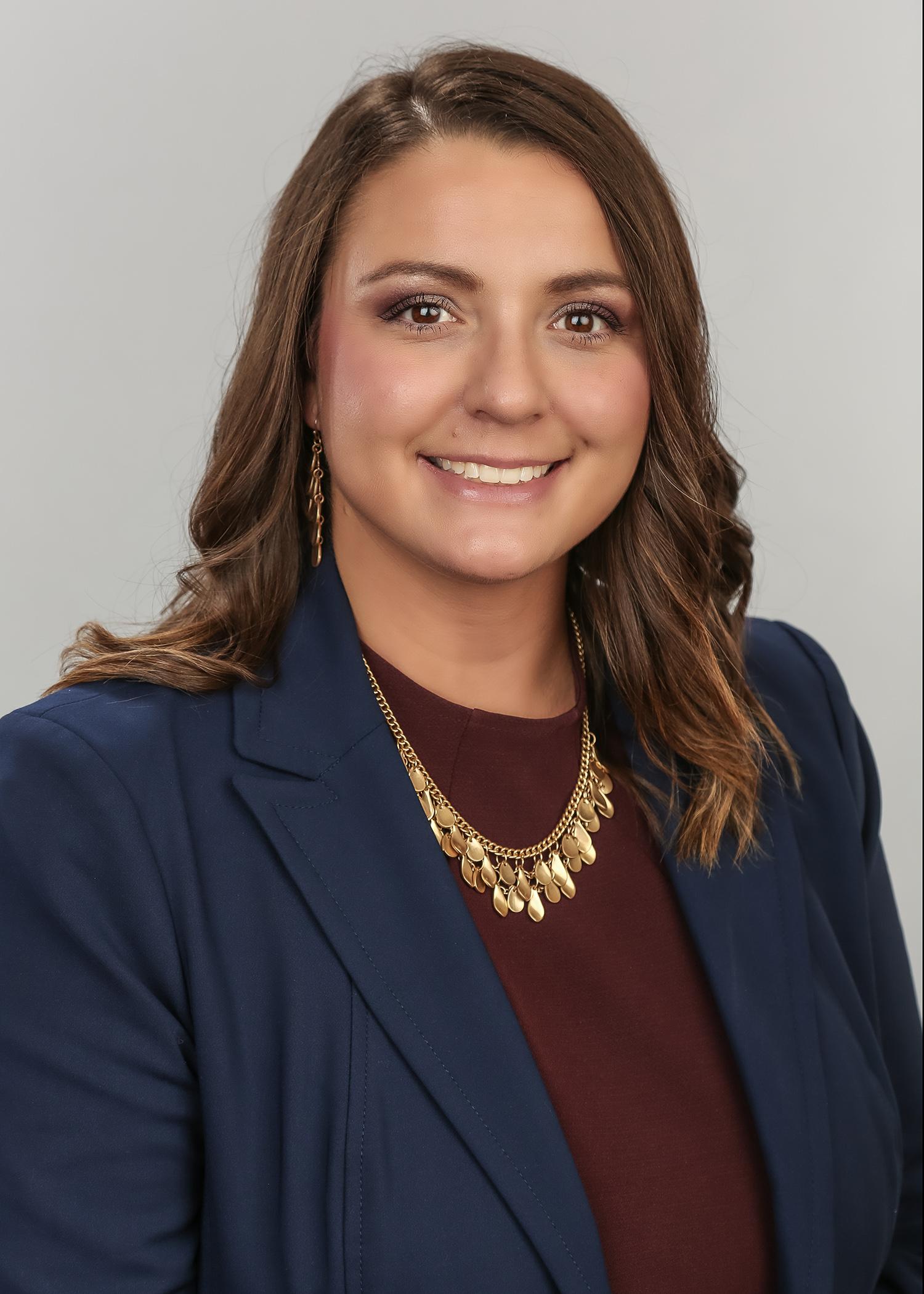 Melissa Kenck, Office Manager