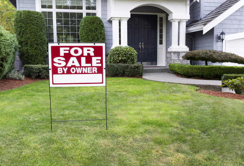 selling a house