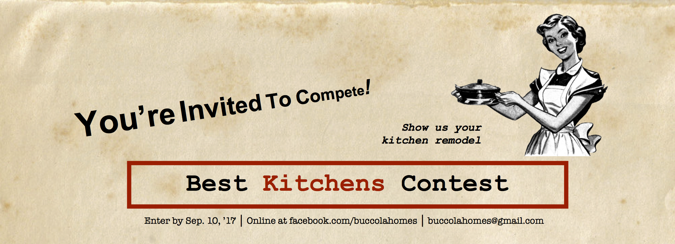 Each Season, Buccola Homes Will Be Introducing A New Household Makeover  Contest! This Summer, Weu0027re Looking For The Best Kitchen Remodels.