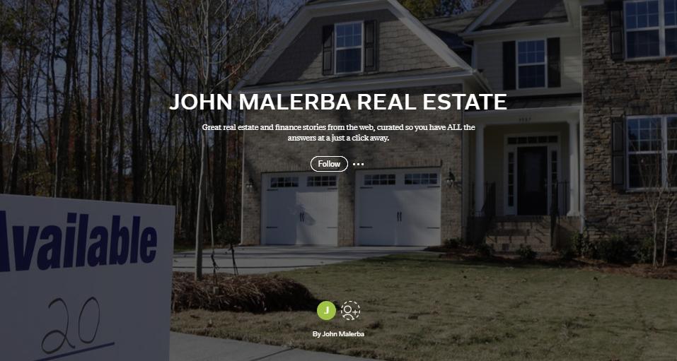 "My Flipboard magazine ""John Malerba Real Estate"" - Cover image"