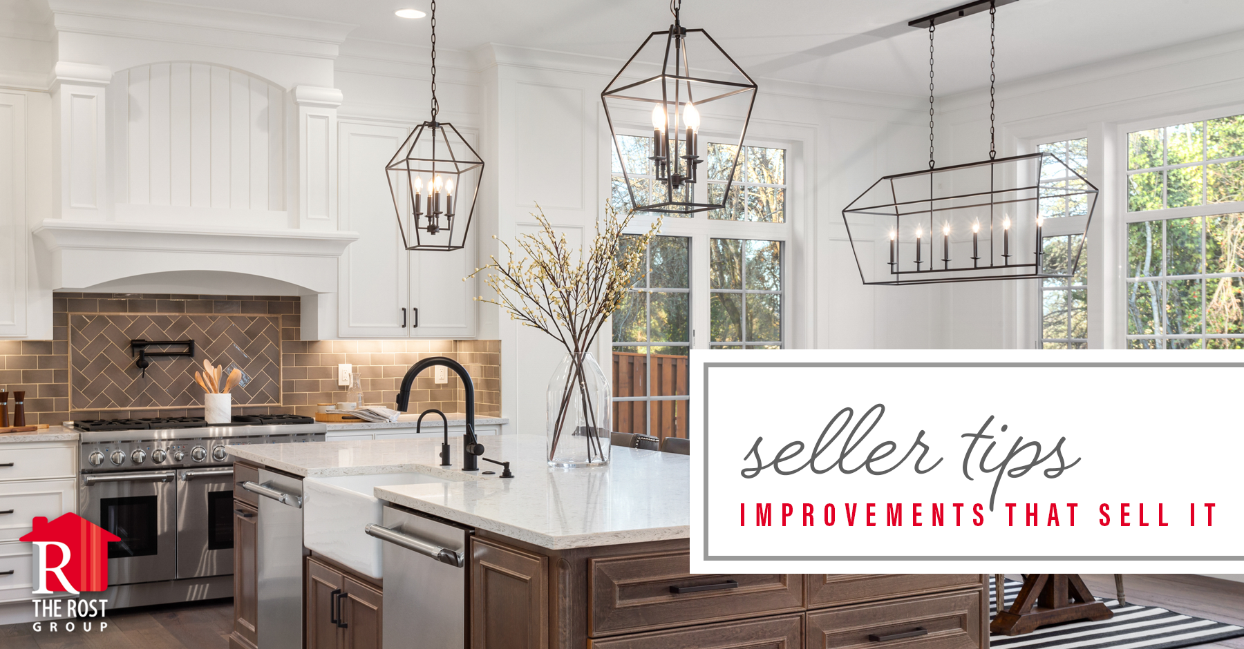 These improvements will help sell your house