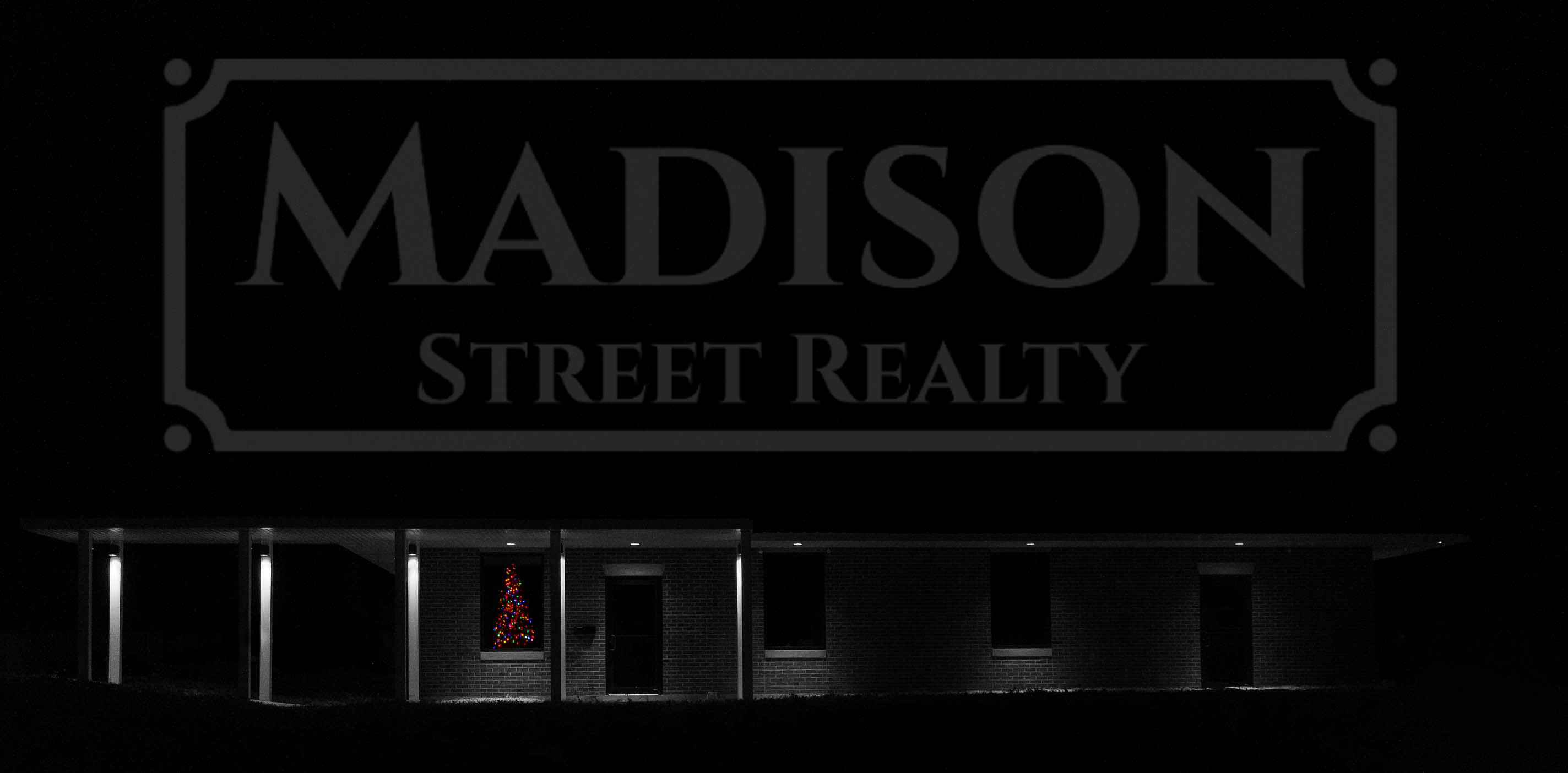 900 Madison Street at night