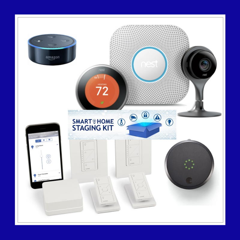 Smart Home Staging Kit