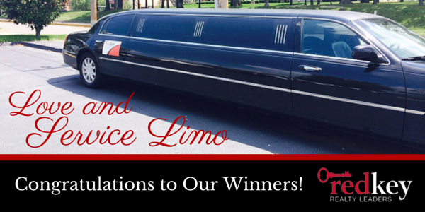 2015 Love & Service Limo Winners