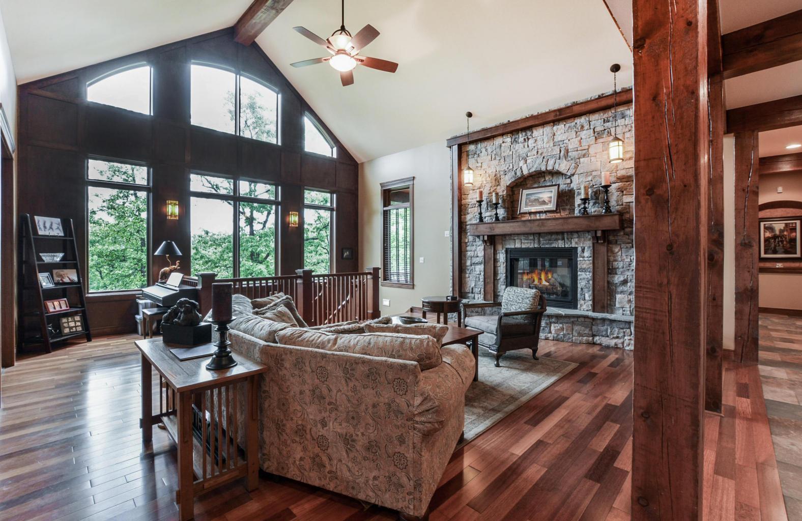 Branson Area Living Room