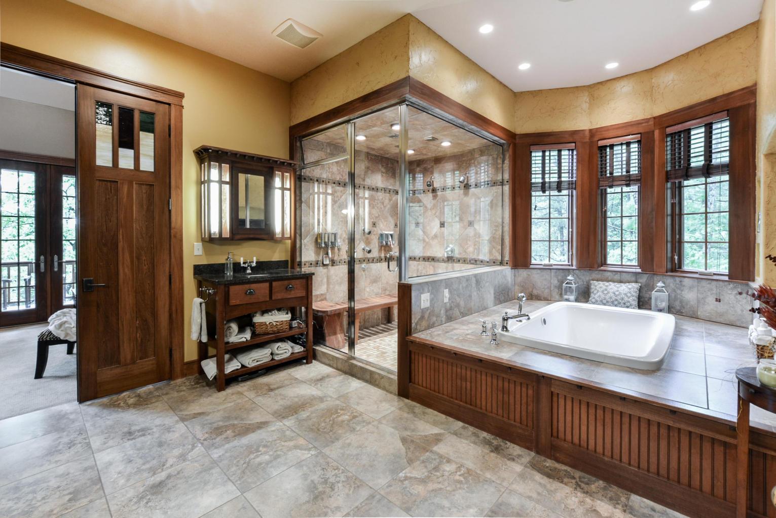 Branson Area Master Bath