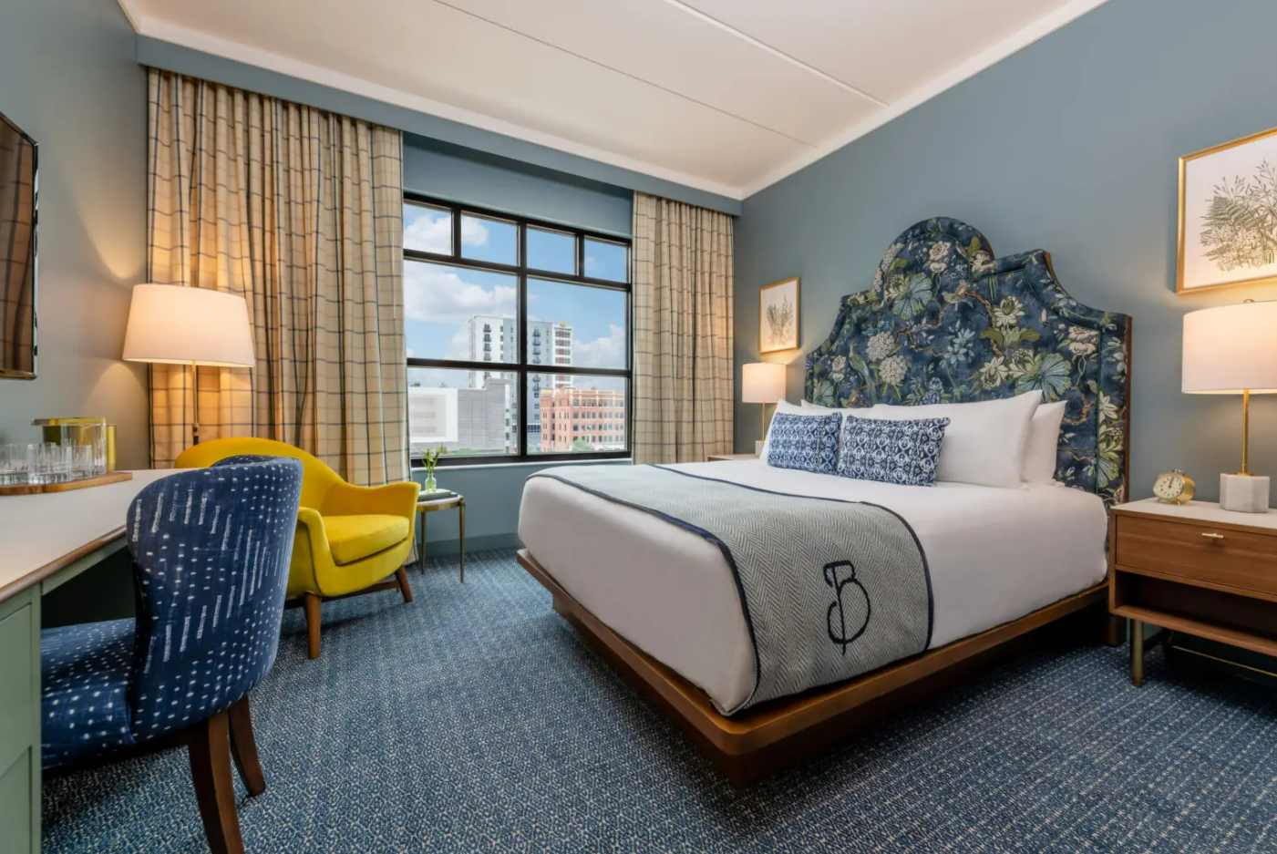 Feel Right at Home at the Fort's First Boutique Hotel: The Bradley