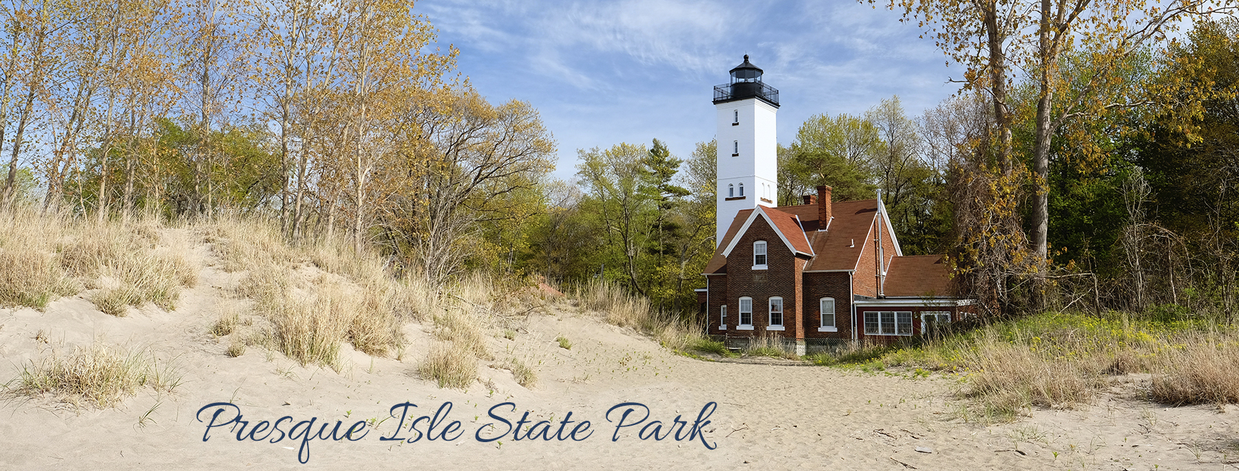 Lighthouse at Presque Isle, Erie PA