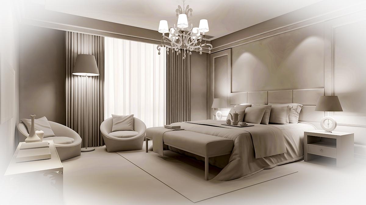 Bedroom feng shui