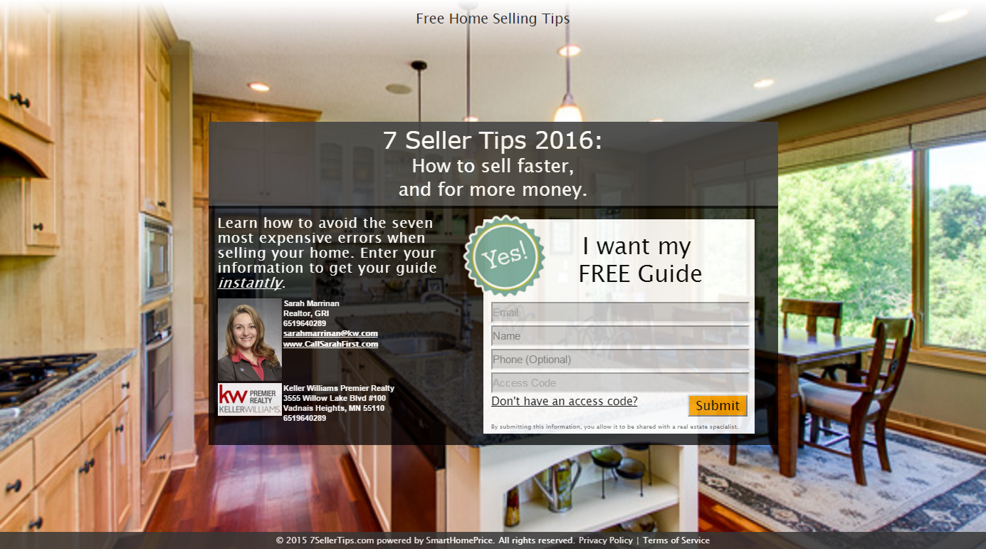 Free Lino Lakes Home Selling Guide