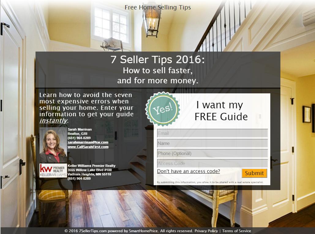 7 Seller Tips