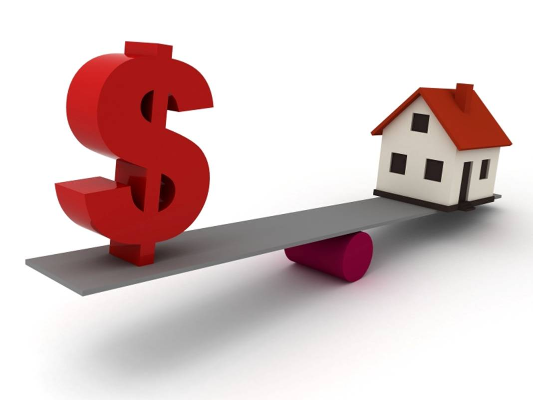 Balance - home price