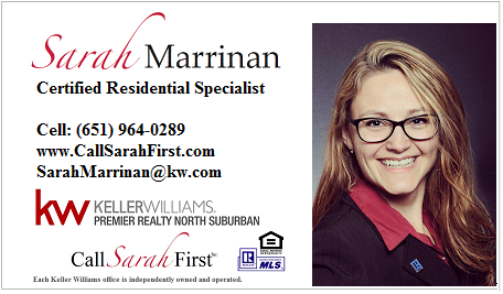 Sarah Marrinan, Certified Residential Specialist, Keller Williams