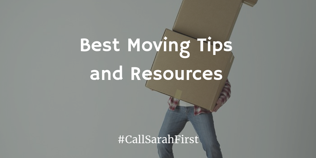 Best Moving Tips and Resources
